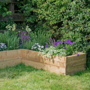 Hartwood Corner Raised Bed