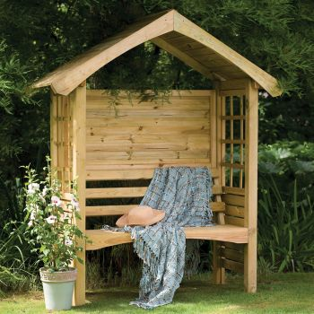 Hartwood Cheshire Arbour Seat