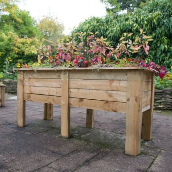 Hartwood 1.8m Deep Root Planter