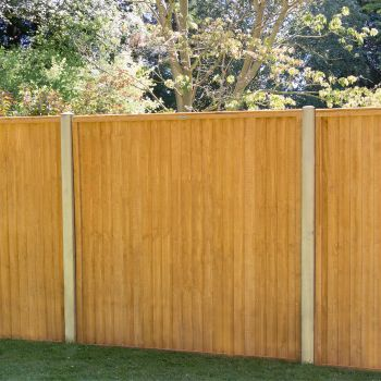Hartwood 5' x 6' Closeboard Fence Panel