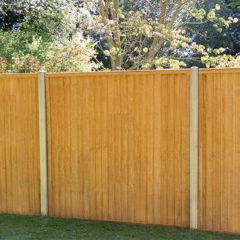 Hartwood 6' x 6' Closeboard Fence Panel