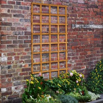 Hartwood 6' x 3' Heavy Duty Traditional Trellis