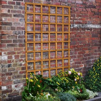 Hartwood 6' x 4' Heavy Duty Traditional Trellis