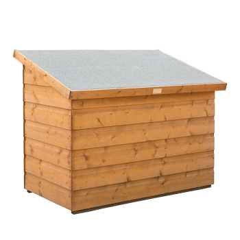 Rowlinson Shiplap Patio Chest