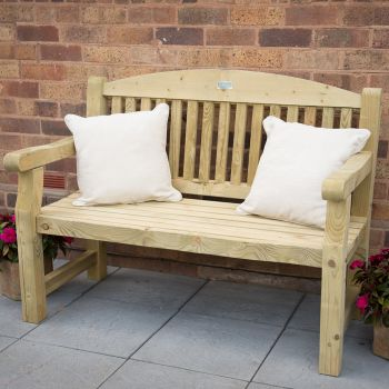 Hartwood Morcambe 4' Bench