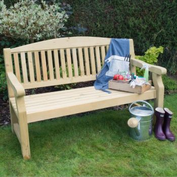 Hartwood Morcambe 5' Bench