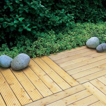 Hartwood 60cm Deck Tiles