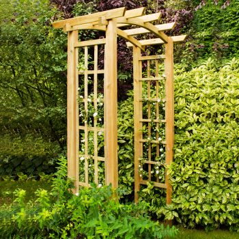 Hartwood Lambeth Garden Arch