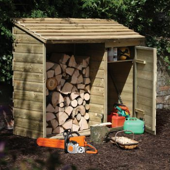 Hartwood Log and Tool Store