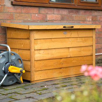 Hartwood Overlap Garden Storage Box