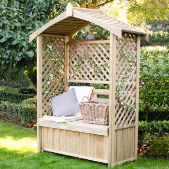 Hartwood Surrey Arbour Seat