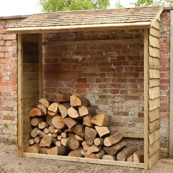 Hartwood Wall Log Store
