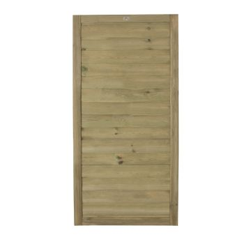 Hartwood 6' x 3' Horizontal Tongue & Groove Gate