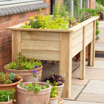 Hartwood Large Kitchen Garden Planter