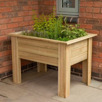 Hartwood Kitchen Garden Planter