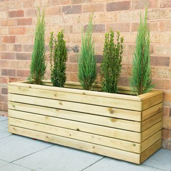 Hartwood Linear Long Planter