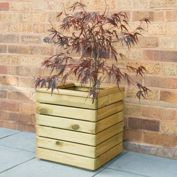 Hartwood Linear Square Planter