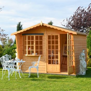 Loxley 10' x 6' Dover Summer House
