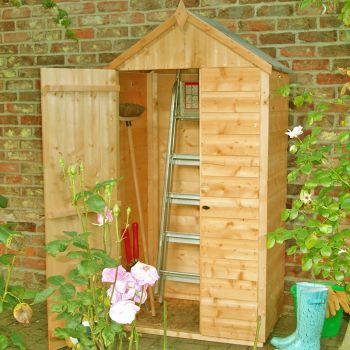 Loxley 3' x 2' Shiplap Apex Tall Store