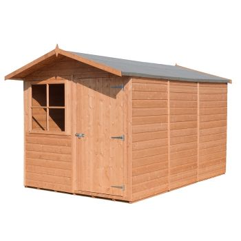 Loxley 7' x 10' Shiplap Apex Shed