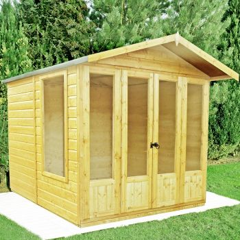 Loxley 7' x 7' Alvechurch Summer House