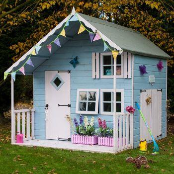 Loxley 7' x 8' Bubblegum Playhouse