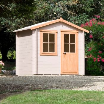 Loxley 2.1m x 2.1m Bexley Log Cabin
