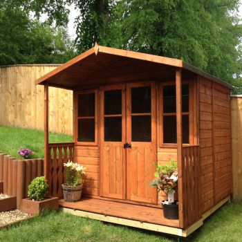 Loxley 7' x 7' Grasmere Summer House