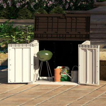 Hartwood Large Plastic Garden Storage Box