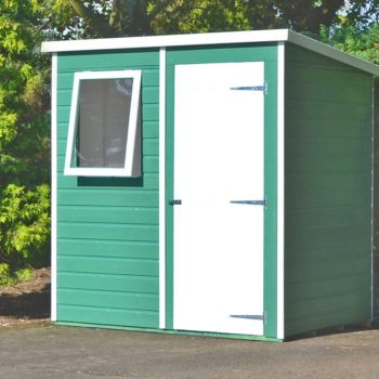 Loxley 6' x 4' Shiplap Pent Shed