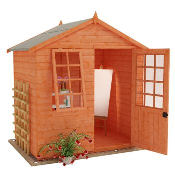 Redlands 7' x 5' Petit Summer House