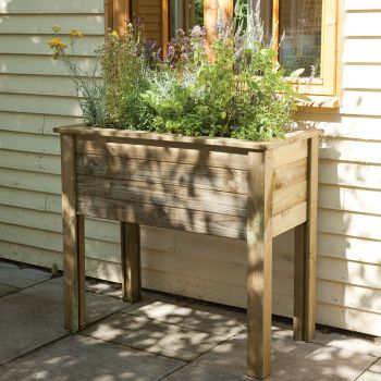 Hartwood Planter Table