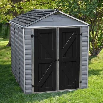 Rowlinson 6' x 8' Skylight Plastic Grey Deco Shed