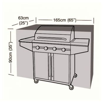 Protector - Extra Large Classic BBQ Cover - 165cm