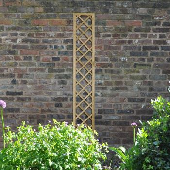 Hartwood 6' x 1' Diamond Lattice