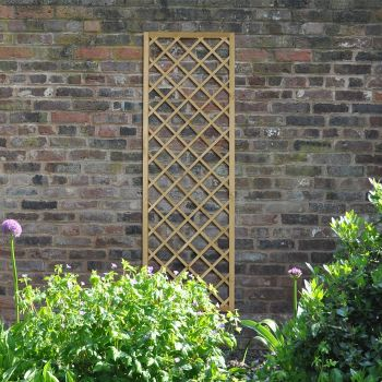 Hartwood 6' x 2' Diamond Lattice