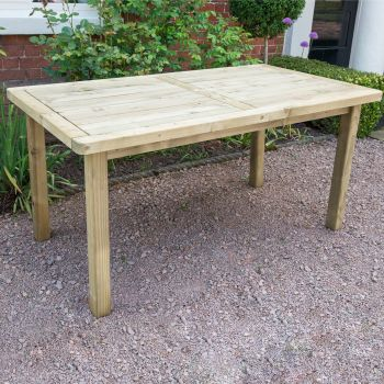 Hartwood Coalville Dining Table