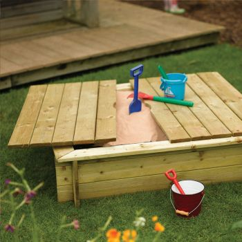 Rowlinson Sandpit with Lid