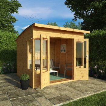 Adley 8' x 8' Loxley Summer House