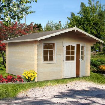 Stour 3.6m x 3m Cambridgeshire Log Cabin