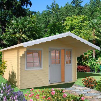 Stour 3.6m x 3m Hampshire Log Cabin