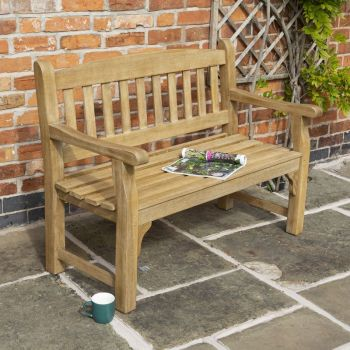 Rowlinson Tuscan 1.2m Bench