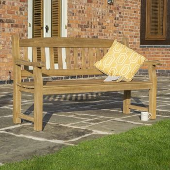 Rowlinson Tuscan 1.5m Bench
