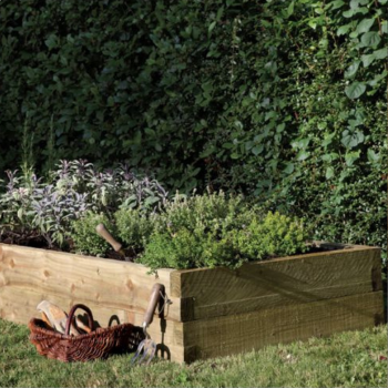 Hartwood Large Raised Bed