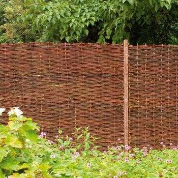 Hartwood 6' x 6' Willow Screen Fence Panel