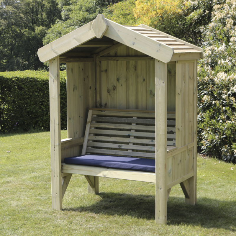 Image of Moorvalley 2 Seater Classic Arbour