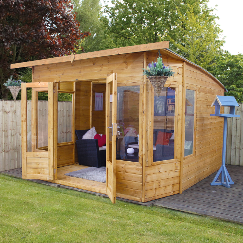Image of Adley 10' x 10' Loxley Summer House