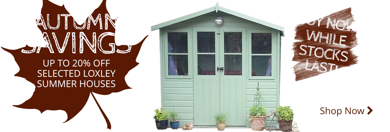 Autumn Offers - Loxley
