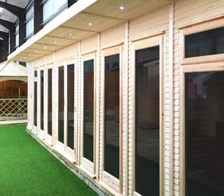 Sheds.co.uk Showroom
