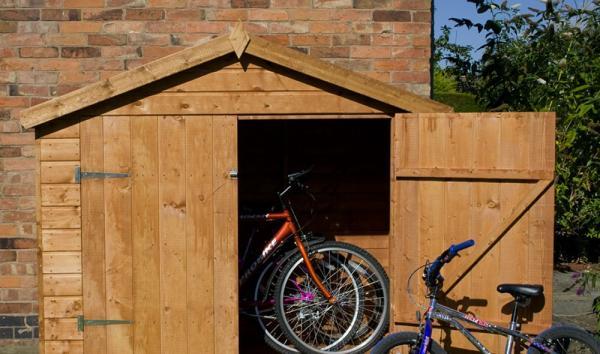 Bike Sheds for Home